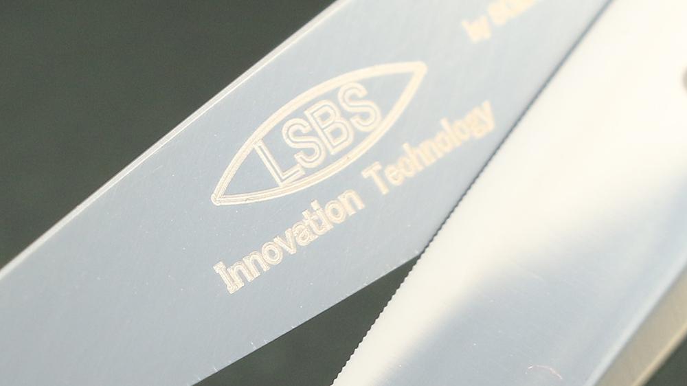 LSBS 加工・ナイフエッジ